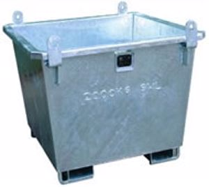 Picture of Stackable Crane Bin 1.8m3 2000kg