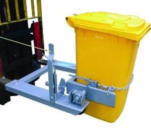 Picture of Wheelie Bin Tipper for 240 Litre Wheelie Bins