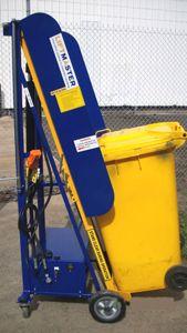 Picture of Electric Hydraulic Wheelie Bin Lifters