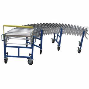 Picture of Heavy Duty Steel Wheel Expandable Conveyor 600mm Width