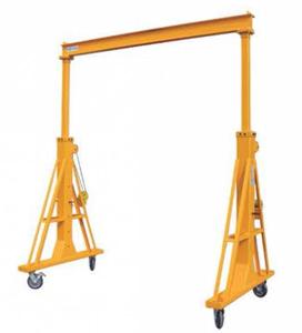 Picture of Portable Gantry Crane 1000kg 3 Metres