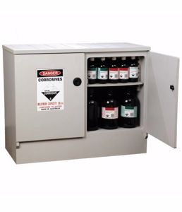 Picture of Corrosive Storage Cabinet Poly (100 litres)