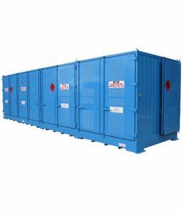 Picture of Relocatable Dangerous Goods Storage 26240 Litre