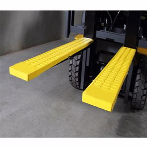 Picture of Rubber Forklift Tyne Grip Covers 125 x 1070mm