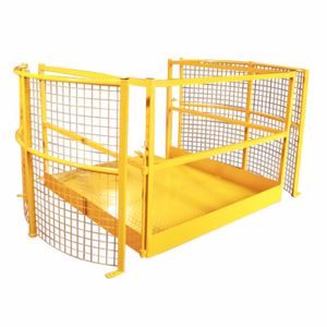Picture of Rotating Pallet Gate Powder Coated