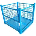 Picture of Stillage Cage 1000kg 2 Drop Down Gates 118x114x109cm